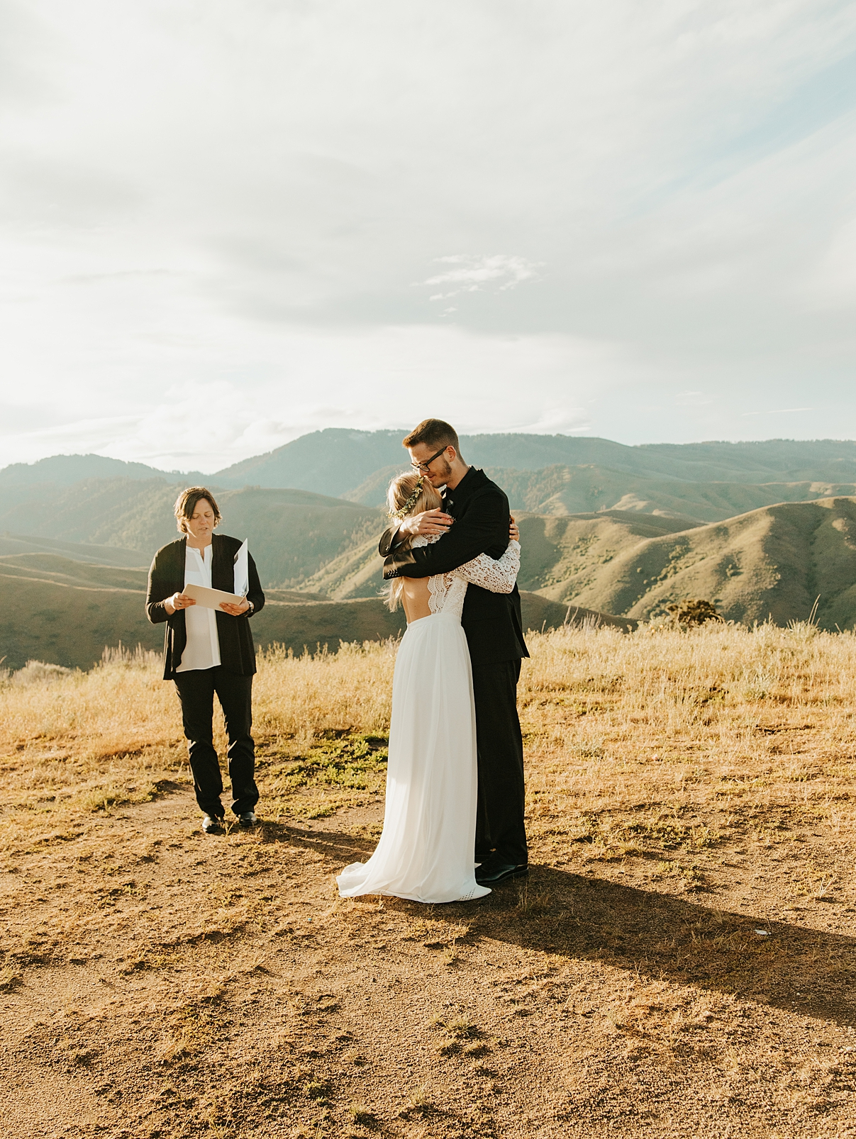 Idaho elopement photographer