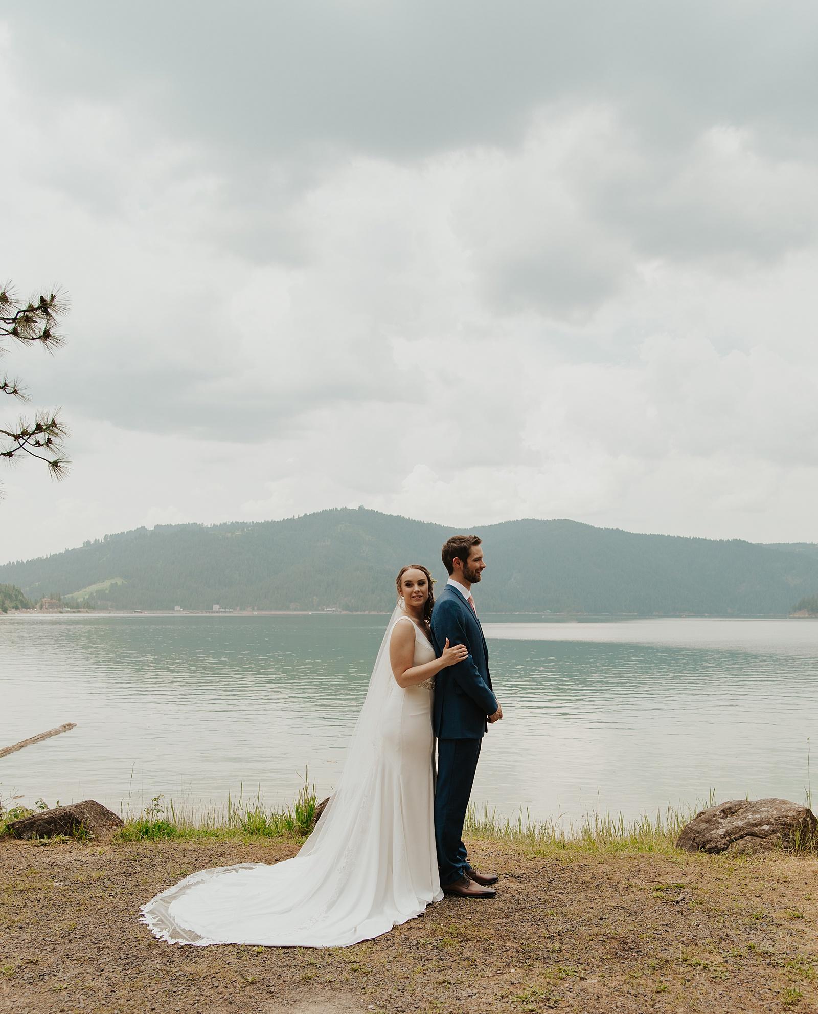 40Northern Idaho Wedding