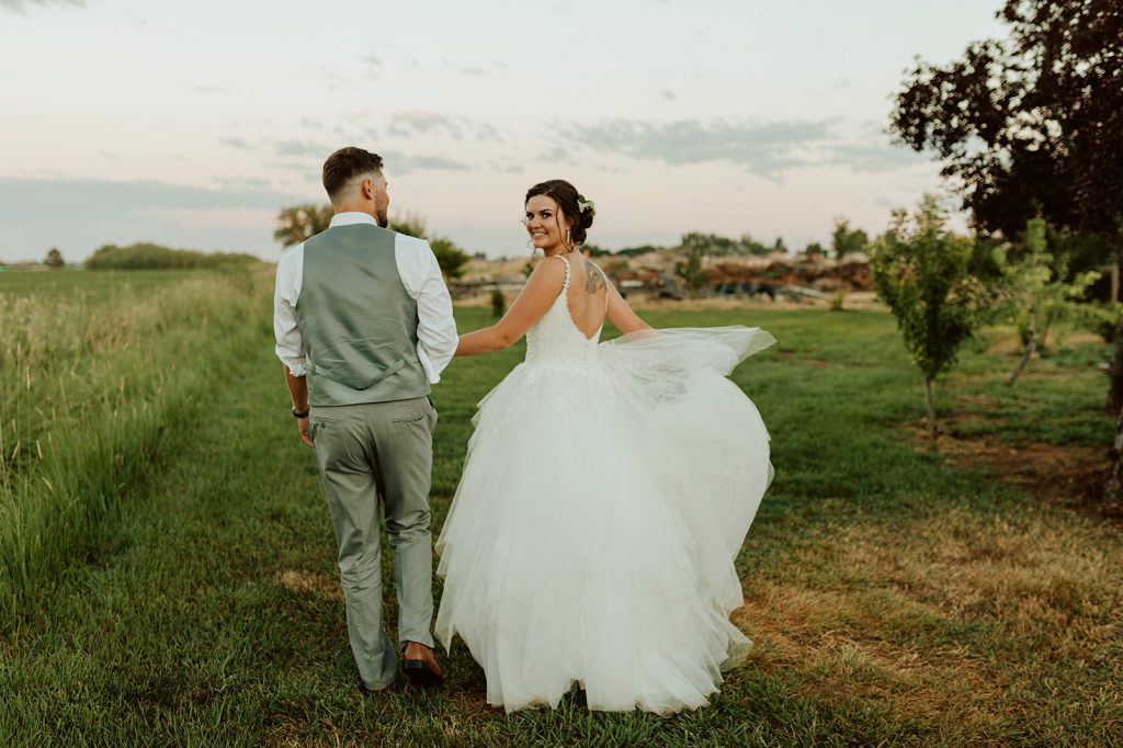 boise wedding videographer