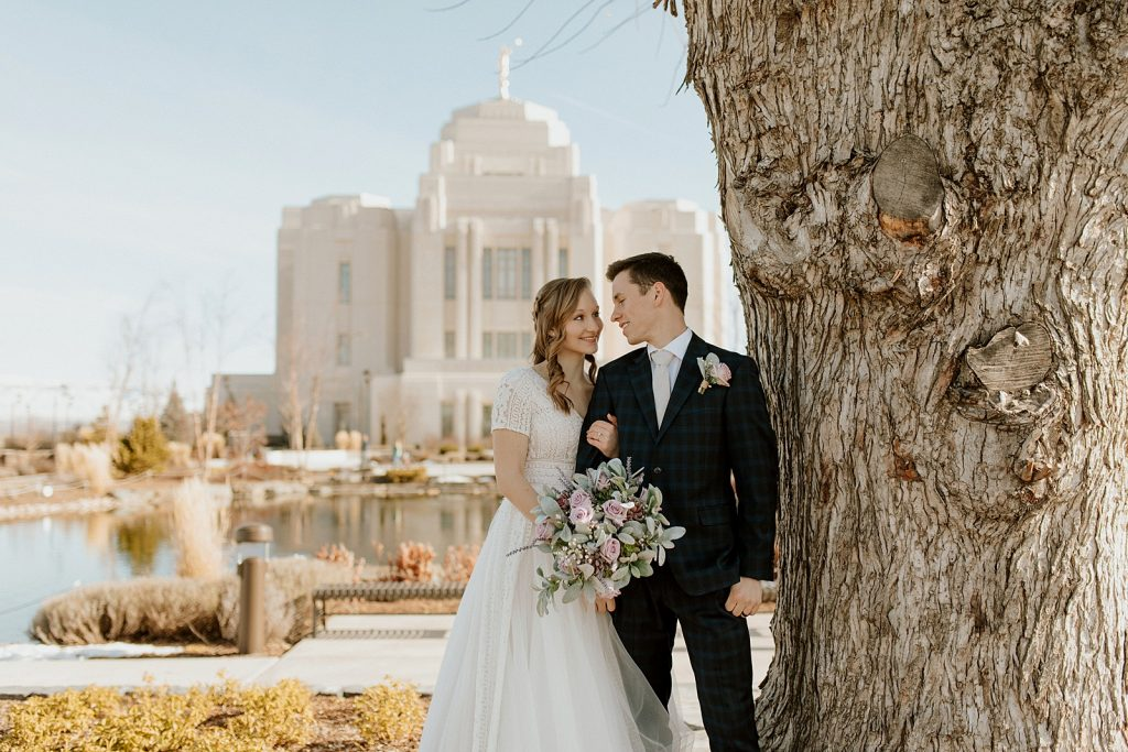Meridian Temple Wedding Photographer