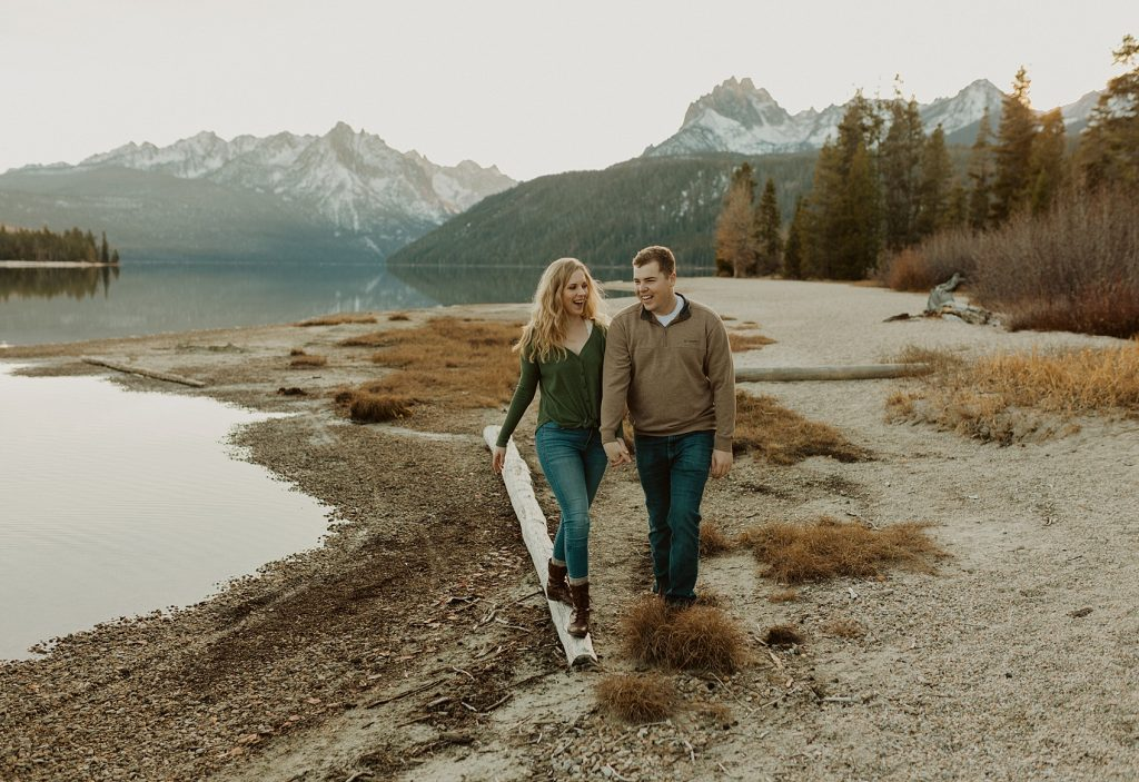 Sawtooth Wedding Photographer