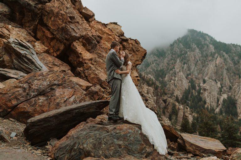 Adventurous Idaho Wedding Photographer