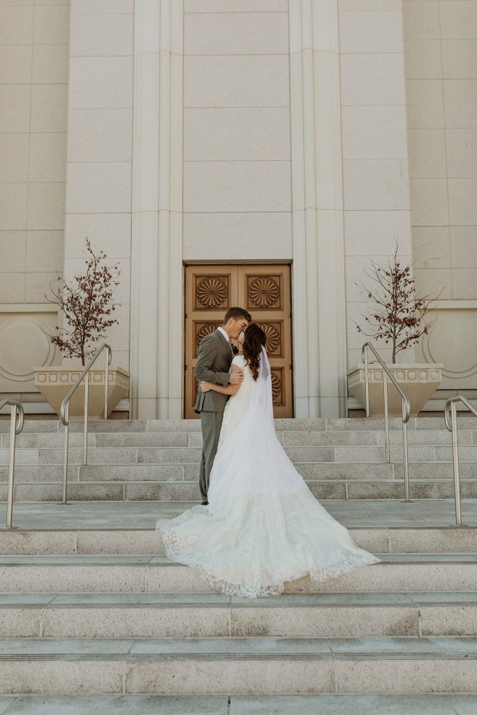 California LDS Wedding Photographer