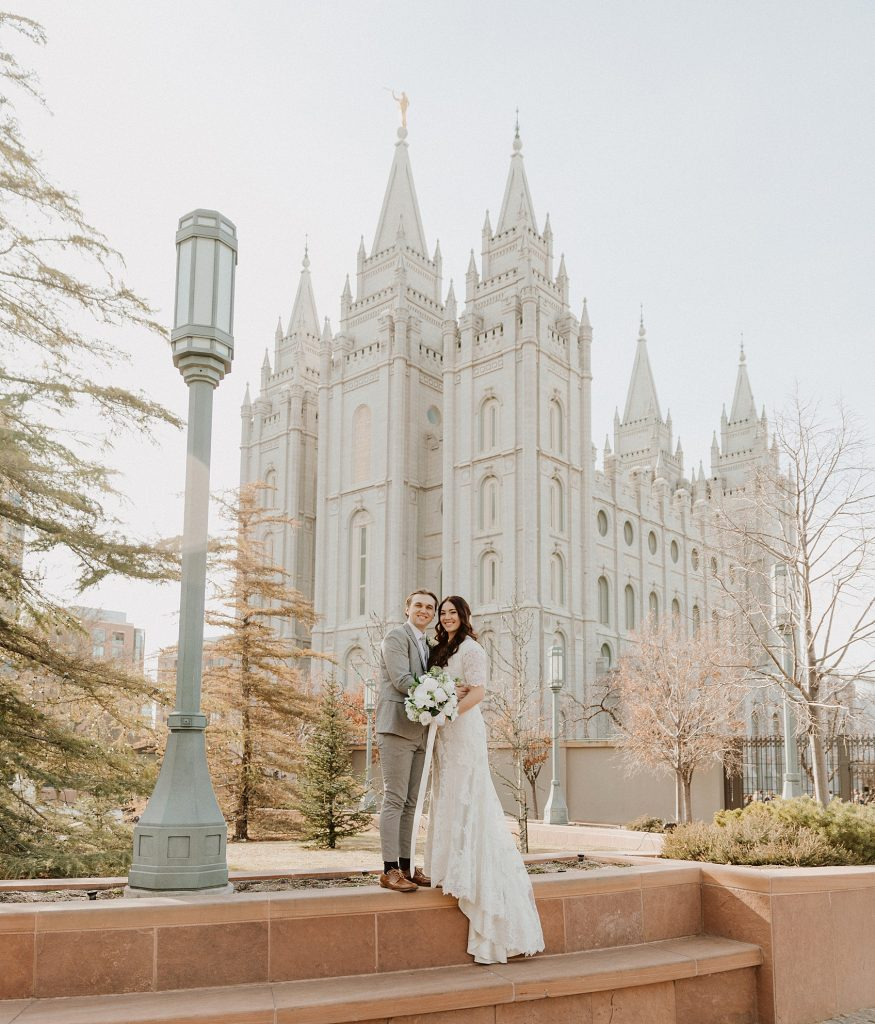 LDS Wedding Photoggrapher