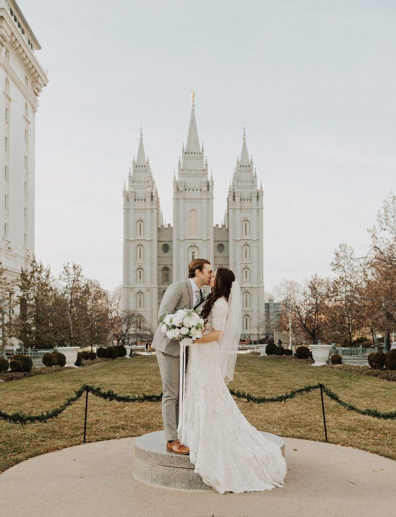 LDS Wedding Photoggrapher