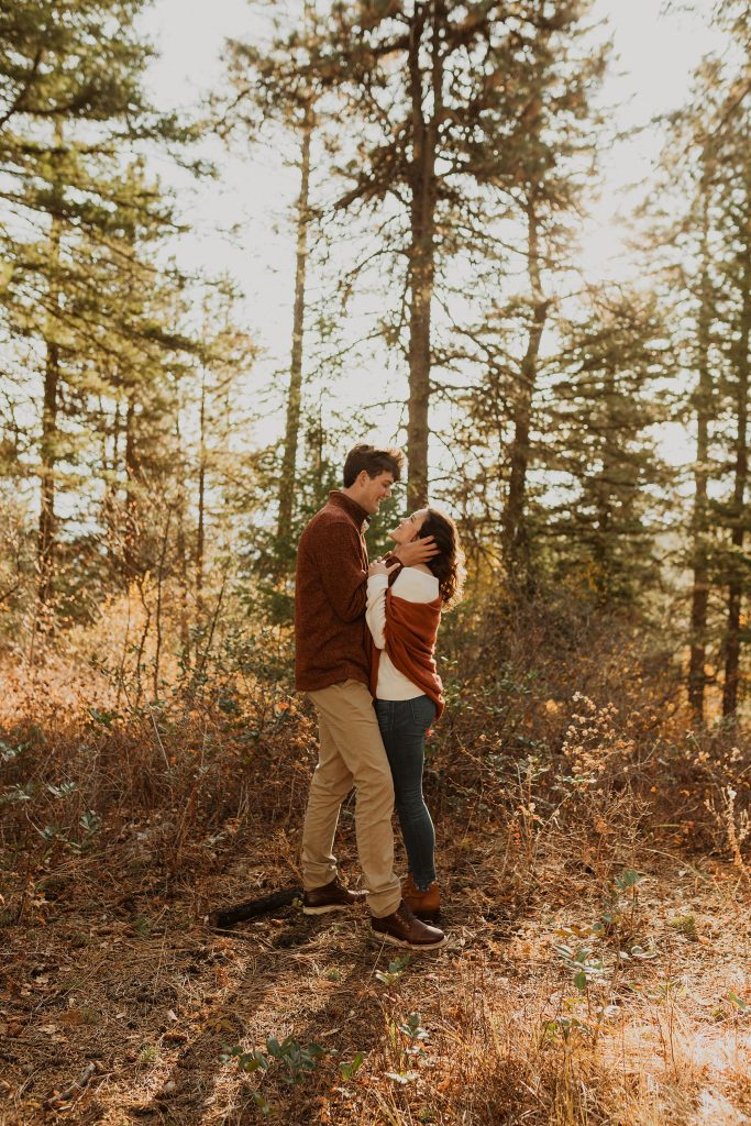 Idaho Engagement Photographer